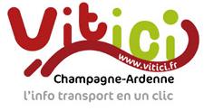 Vitici, Champagne-Ardenne l'info transport en un clic